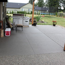 Traditional Patio by Impel Construction Co
