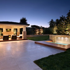 Traditional Patio by Urban Landscape