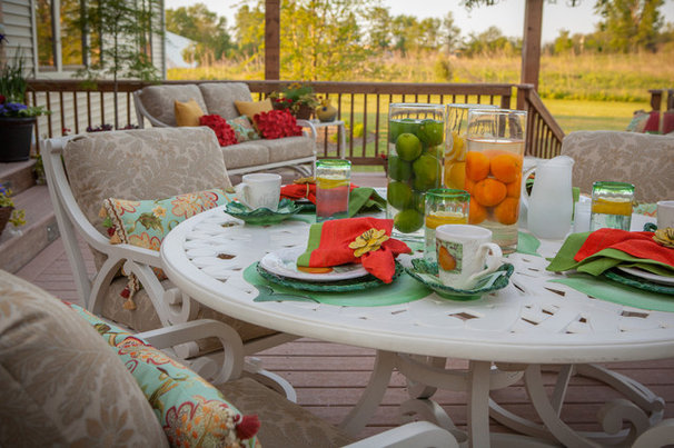 Traditional Patio by CDI: Choice Designs, Inc.