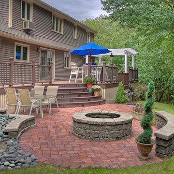 Outdoor Living - Deck and Pergola