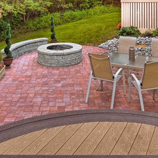 Traditional Patio by GMT Home Designs Inc.