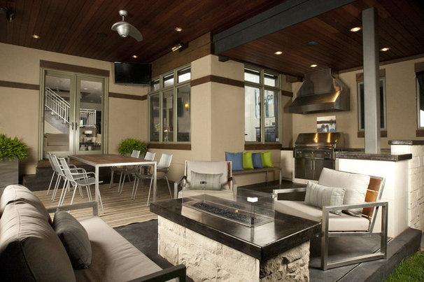 Modern Patio by Design Platform