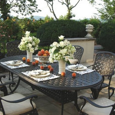 Traditional Patio by Home Life by Rose Ann Humphrey