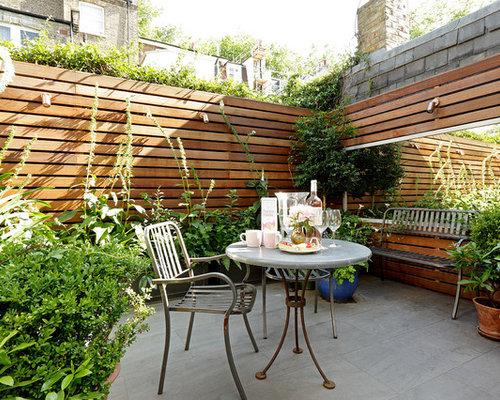 Ideas para patios dise os de patios peque os con losas for Ideas patios pequenos