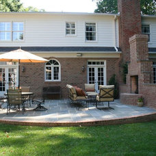 Traditional Patio by Graydesign Architecture, PA.