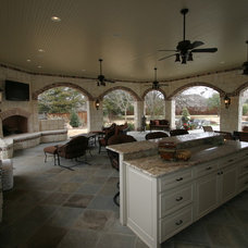 Traditional Patio by Halifax Homes, Inc.