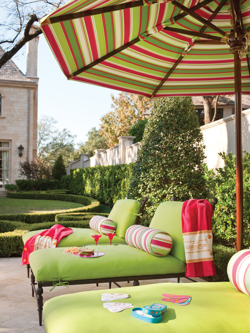 lime green patio furniture. example of a classic patio design in dallas lime green furniture