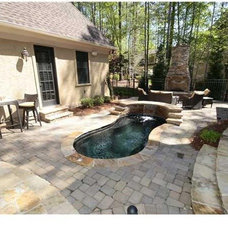 Traditional Patio Outdoor Living