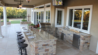 Outdoor Living in the Walnut Orchards