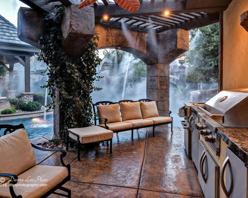 Midcentury Patio Design Ideas Remodels amp Photos With A
