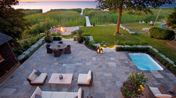Pool Patio & Fire Pits