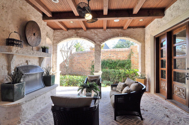 Traditional Patio by Platinum Series by Mark Molthan