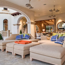 Mediterranean Patio by Platinum Series by Mark Molthan