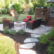 Traditional Patio by Shanes Outdoor Living & Landscapes