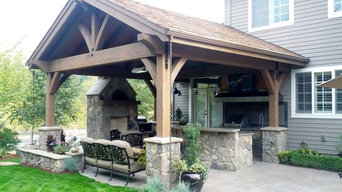 Outdoor Living Remodel in Lake Oswego, Oregon