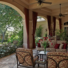 Traditional Patio by Allegro Limited