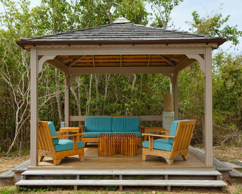 Square Gazebo Ideas Pictures Remodel And Decor