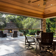 Traditional Patio by McDonald Remodeling