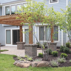 Traditional Patio by Mack Colt Homes, Inc.