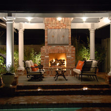 Traditional Patio by Anderson Homes