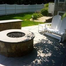 Modern Patio by Stonewood Products