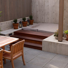 Contemporary Patio by Thomas Jacobson Construction, Inc