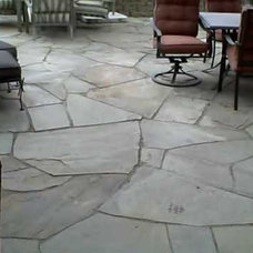 Traditional Patio by Woody's Custom Landscaping, Inc.
