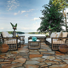 Contemporary Patio by Summer Classics