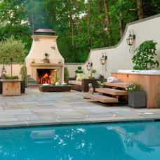Traditional Patio by Anthony Wilder Design/Build, Inc.
