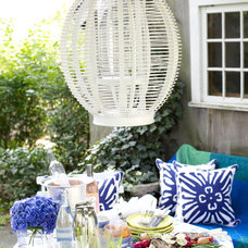 Eclectic Patio by Design House