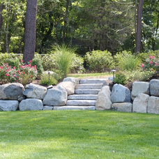 Landscaping Stones And Pavers by Designscapes