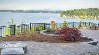 Outdoor Pavers with a view
