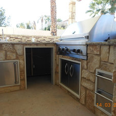 Modern Patio by Experts In Construction & Home Improvements, LLC