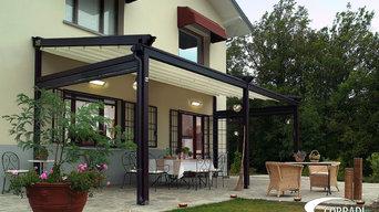 Outdoor Retractable Enclosures