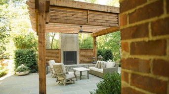 Outdoor Retreat Makeover, Father Nature Landscapes of Birmingham, Inc.