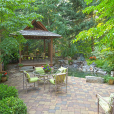 Traditional Patio by Clearwater Summit Group