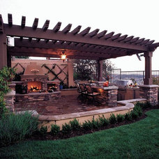 Patio by Mirage Landscape
