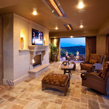 Outdoor Rooms/Patio Covers