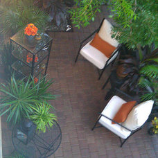 Tropical Patio by FOCAL POINT STYLING