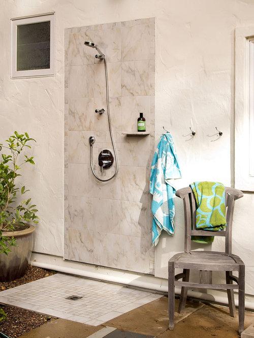 Screenless Shower Design Home Design Ideas Renovations