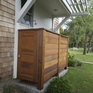 Idee per un patio o portico al mare