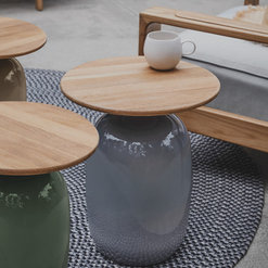 Outdoor Side And Coffee Tables