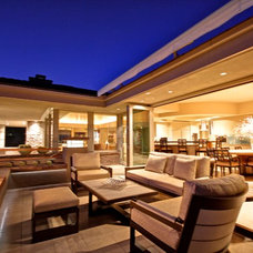 Traditional Patio by Eagle Luxury Properties