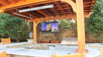 Outdoor TV - Chestnut Hill