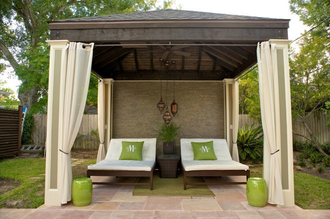 Contemporary Patio by Texture Plus