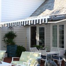 Traditional Patio by Overhead Door Company