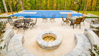 Owings Mills Outdoor Living Environment