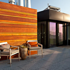 Modern Patio by Matarozzi Pelsinger Builders