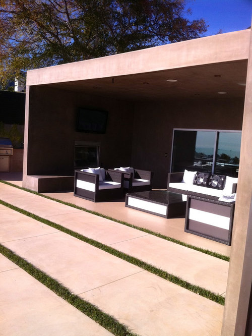 pacific palisades infinity pool. Black Bedroom Furniture Sets. Home Design Ideas