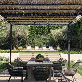 Idee per un patio o portico chic